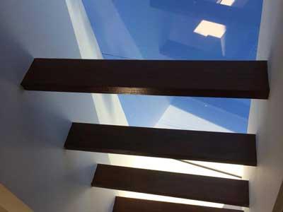 Película para teto de vidro da TW Películas