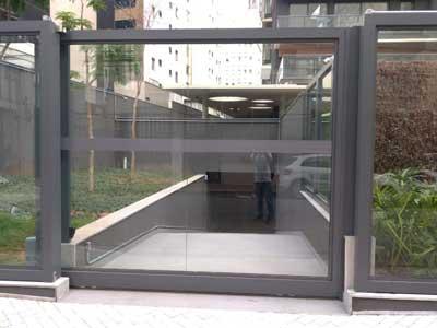 Película arquitetônica em São Paulo