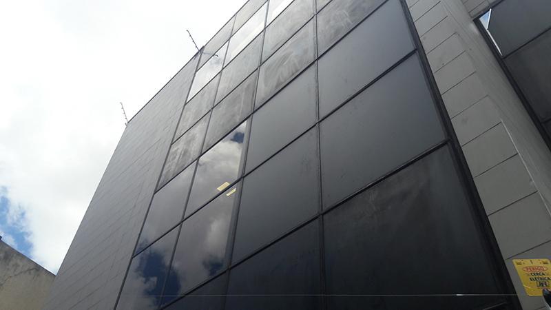 Película de Controle Solar instalada pela TW Películas pela TW Películas