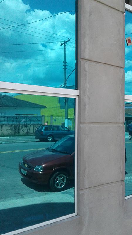 Película Espelhada instalada pela TW Películas pela TW Películas