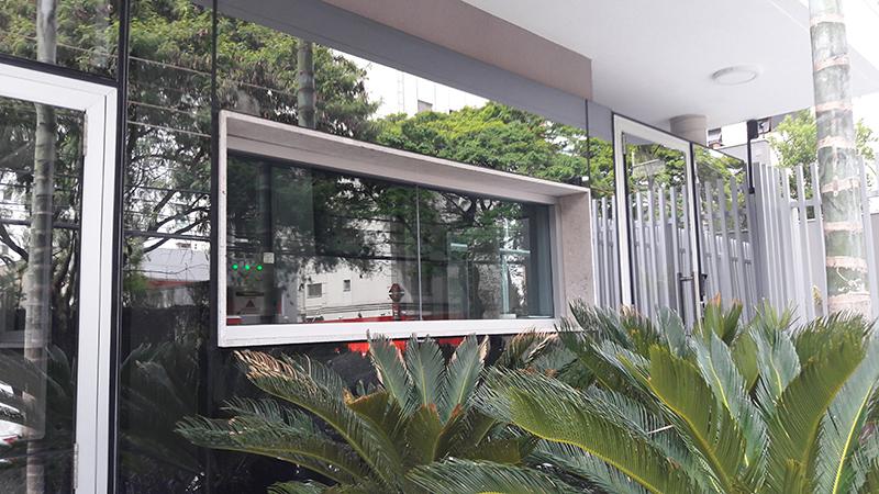 Película de segurança instalada pela TW Películas pela TW Películas